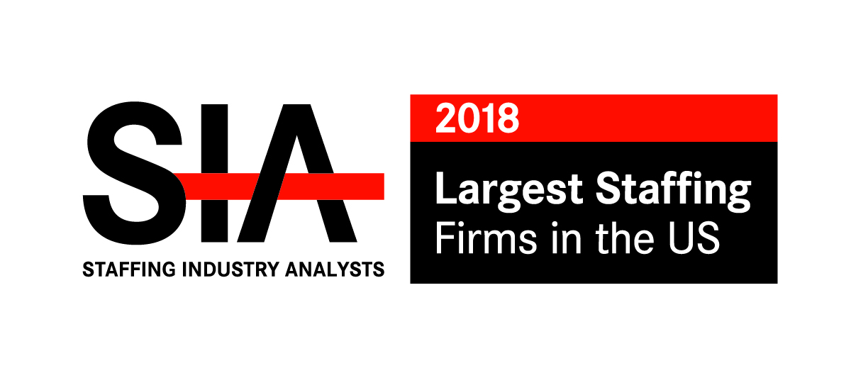 Nexem Staffing listed on SIA's 2018 report on the Largest Staffing Firms